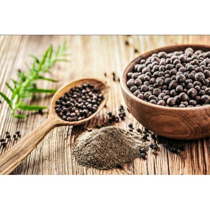 poivre noir en grain 100% naturel