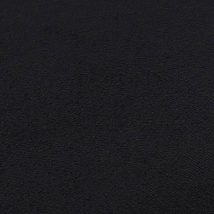 Chaises pliantes tabourets pliants Tabouret Noir et dore Velours