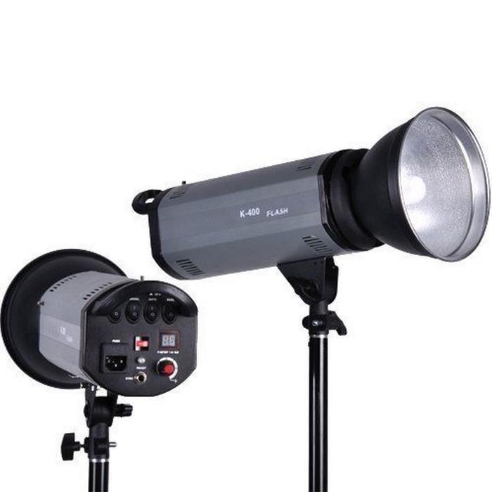 PhotaREX K600 - Monolight - 600Ws - avec réflecteur Bowens S-type