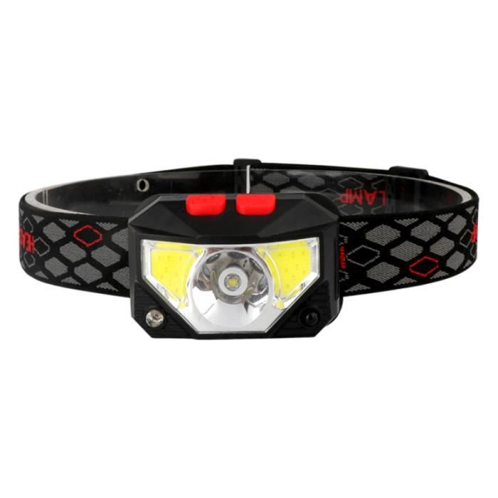 1Pc Light Rechargeable Portable Creative Sports Running Night Lamp pour le jogging MULTISPORT HEADLAMP
