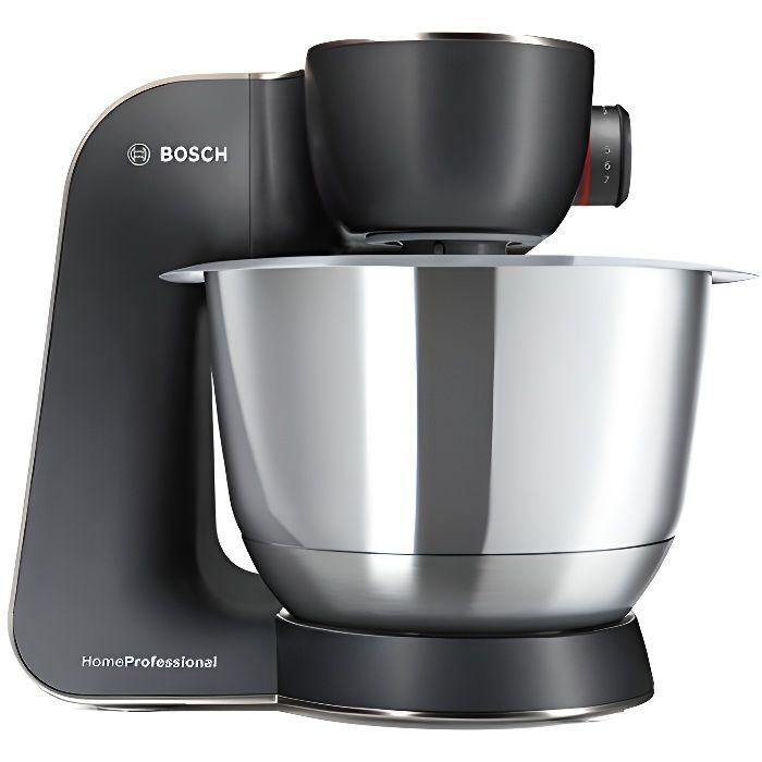 Bosch MUM59N26DE - ELECTROMENAGER - ROBOT MULTIFONCTIONS - Robot de cuisine Home Professional, Bol Mélangeur, 3D Système