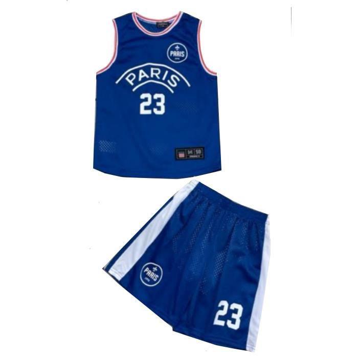 Ensemble short et maillot de Basket