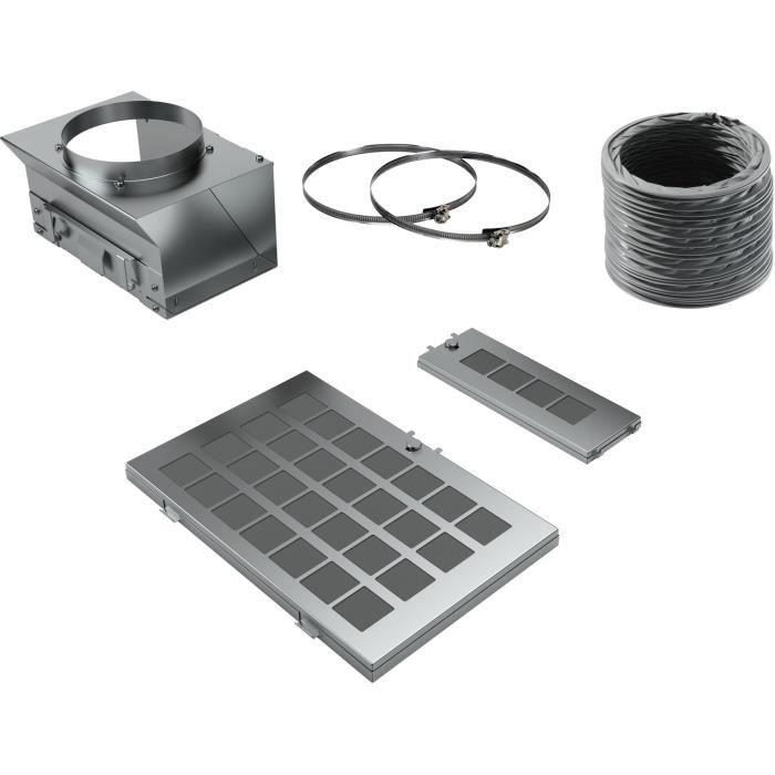 Neff - kit de recyclage pour hotte - z51ais0x0