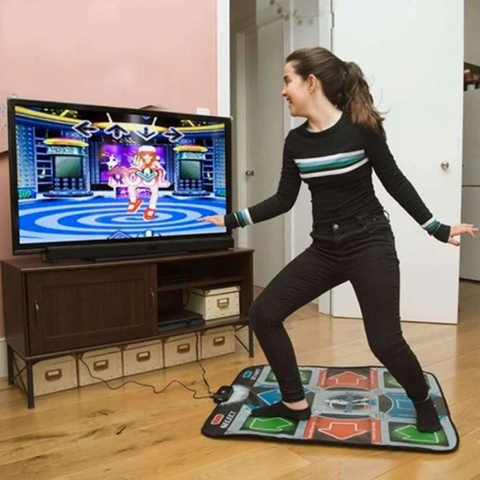 SHOP-STORY - X-TREME DANCE : Tapis de Danse Interactif
