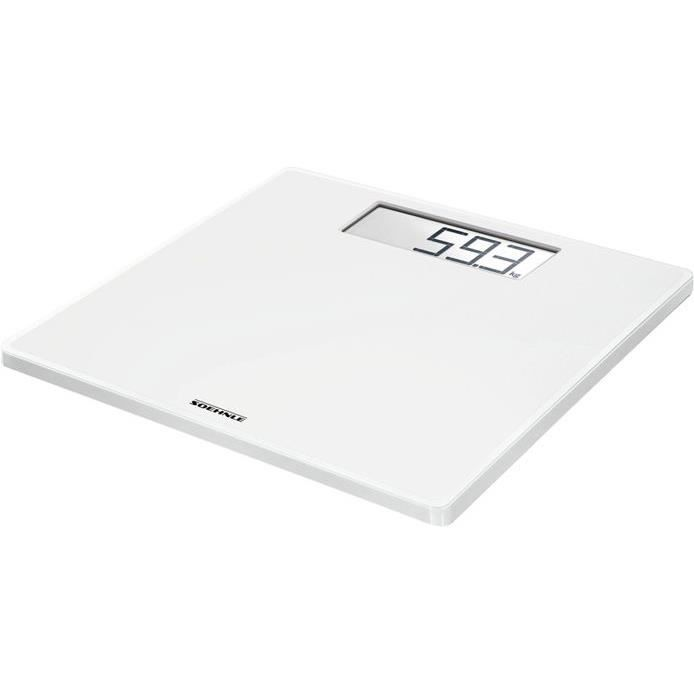 SOEHNLE Pèse personne safe 100 lcd 180kg/100g