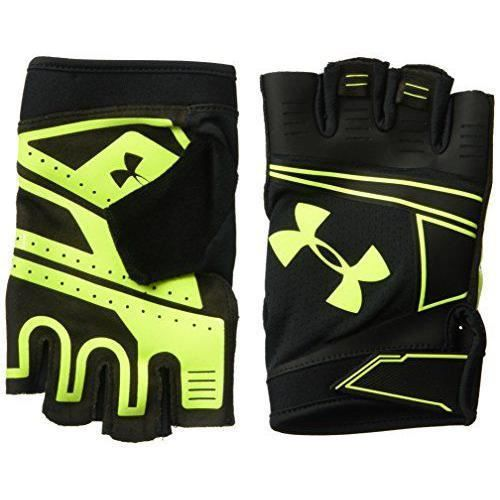 Under Armour UA CoolSwitch Flux Gants Homme, Noir, FR : S (Taille Fabricant : SM) - 1290823-002