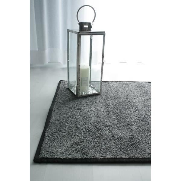 tapis shaggy 100x150 grey achat vente tapis cdiscount With tapis salon 100x150