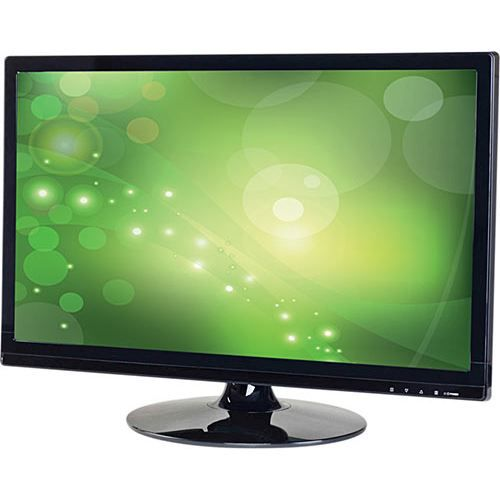 lcd 27 39 39 macway 2750w black led vga dvi hdmi 19 achat. Black Bedroom Furniture Sets. Home Design Ideas
