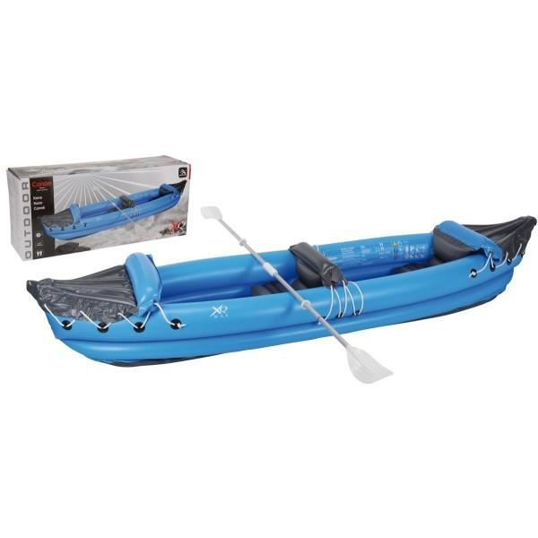 canoe gonflable 2 places avec 2 pagaies achat vente embarcation canoe gonflable 2 places av