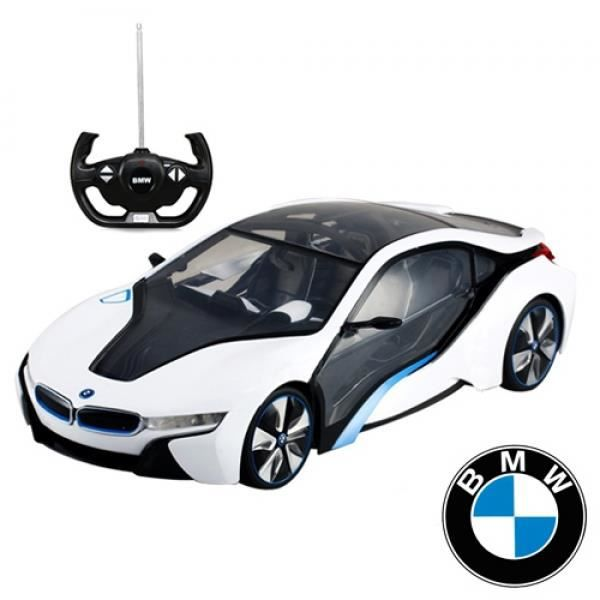 voiture t l command e bmw i8 achat vente voiture enfant cdiscount. Black Bedroom Furniture Sets. Home Design Ideas