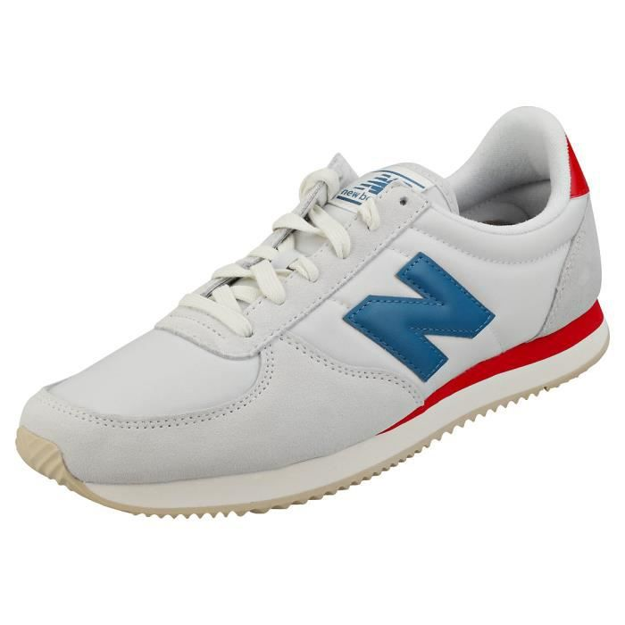 basket new balance gris