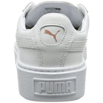 Metallic Platform top Basket Sneakers 1 2 38 Taille 3yh5is Women's Puma Low pE1tqnw