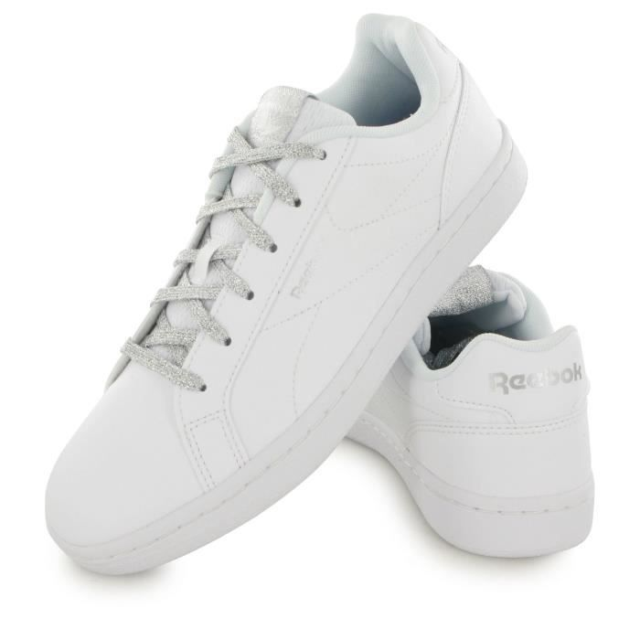 Reebok Royal Complete blanc, baskets mode femme
