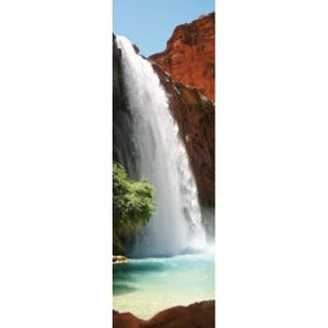 Poster mural cascade achat vente poster mural cascade pas cher soldes cdiscount for Poster mural pas cher