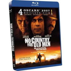 BLU-RAY FILM Blu-ray No country for old men