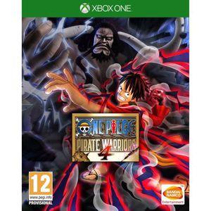 JEU XBOX ONE One Piece : Pirate Warriors 4 sur Xbox One