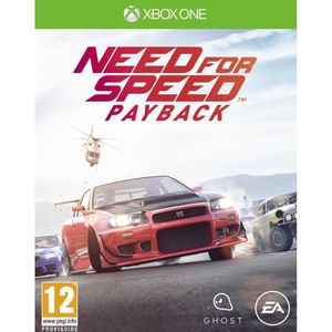 JEU XBOX ONE Need For Speed Payback Jeu Xbox One