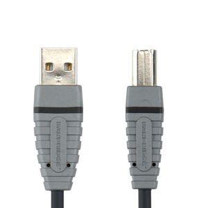 CÂBLE INFORMATIQUE Câble d'Appareil USB 4.5 m