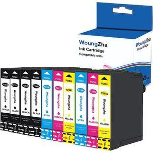 CARTOUCHE IMPRIMANTE Ouguan 10pk Cartouches d'encre Epson 29 29XL Compa