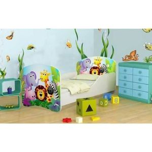 lit enfant complet achat vente lit enfant complet pas cher cdiscount. Black Bedroom Furniture Sets. Home Design Ideas