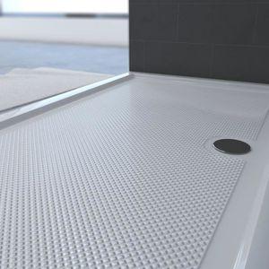 RECEVEUR DE DOUCHE AURLANE  receveur pure acrylique 120x80 / acrylic