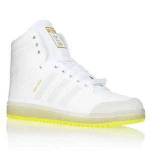 sports shoes 2bf1b d6c7f BASKET ADIDAS ORIGINALS Baskets Top Ten Hi Yoda Femme   E