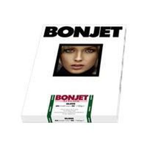 PAPIER PHOTO Bonjet Atelier brillant 13x18 cm 300 g 100 feuille