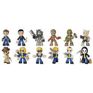 FIGURINE - PERSONNAGE Figurine Miniature FUNKO Fallout Mystery Mini - On