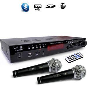 AMPLIFICATEUR HIFI Amplificateur LTC ATM6000BT stéréo HIFI 100W USB/S