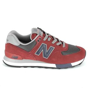 BASKET Basket mode - Sneakers New Balance Ml574 Rouge