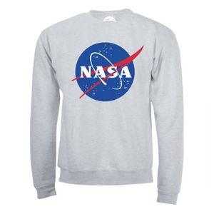 SWEATSHIRT Sweat-shirt NASA - Logo NASA