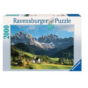 PUZZLE Ravensburger - 16674 - Puzzle - 2000 Pièces Dolomi
