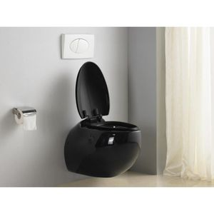 pack wc suspendu achat vente pack wc suspendu pas cher cdiscount. Black Bedroom Furniture Sets. Home Design Ideas