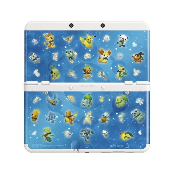 Coque new 3ds pok mon m ga donjon myst re achat vente for Housse 2ds pokemon
