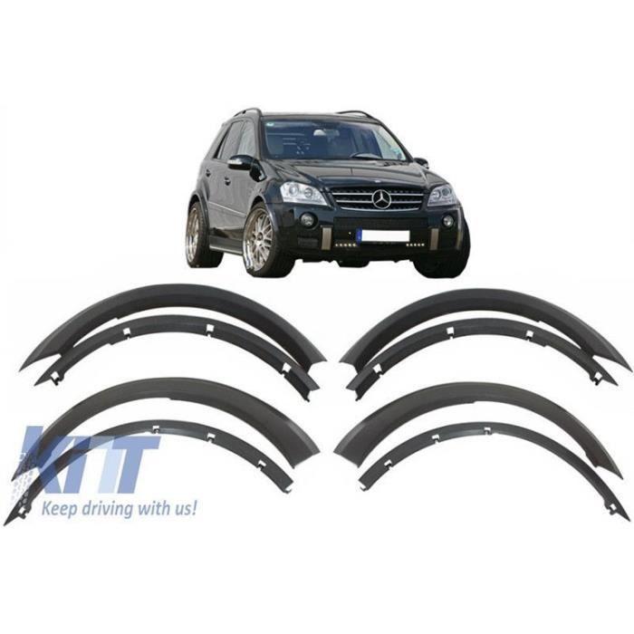 Mercedes W164 ML Extensions élargisseurs d'ailes Decoratifs 05-12 AMG Design