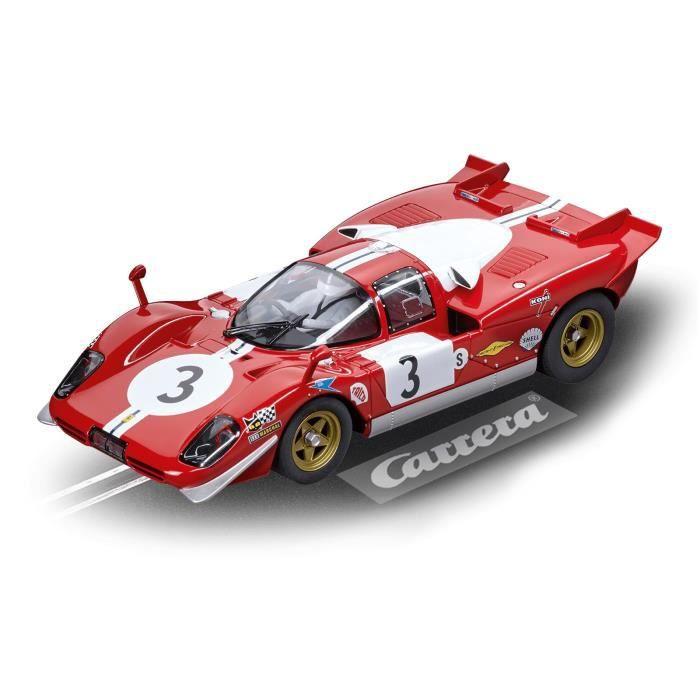 """Carrera DIGITAL 124 23856 Ferrari 512S Berlinetta Scuderia Filipinetti """"No.3"""", 1970"""