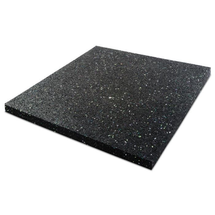 Dalle Anti-Vibration pour Lave-Linge - 60x100 cm Épaisseur 2 cm