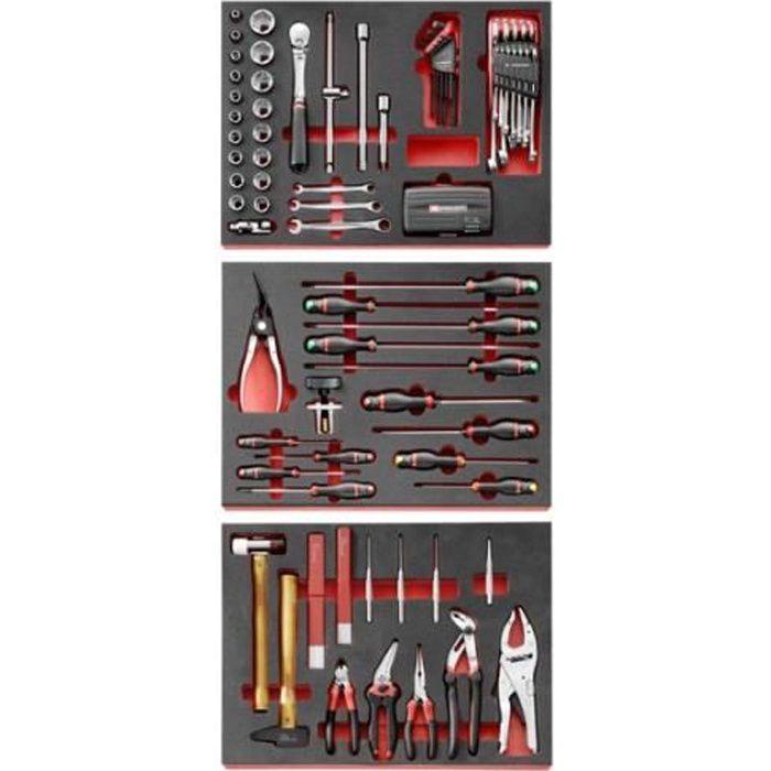 Composition d'outils FACOM spéciale carrosserie CM.CAR2PB