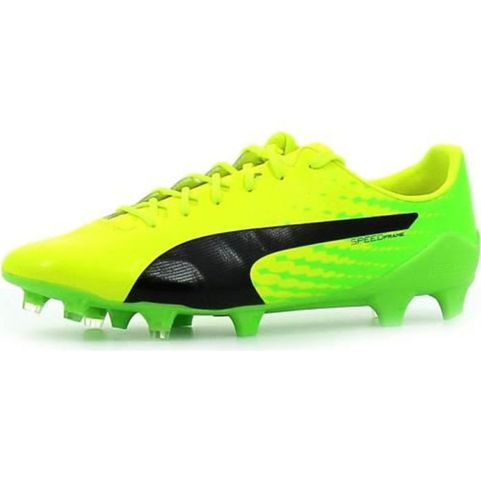 Chaussures de Football Puma EvoSpeed 17 SLS FG