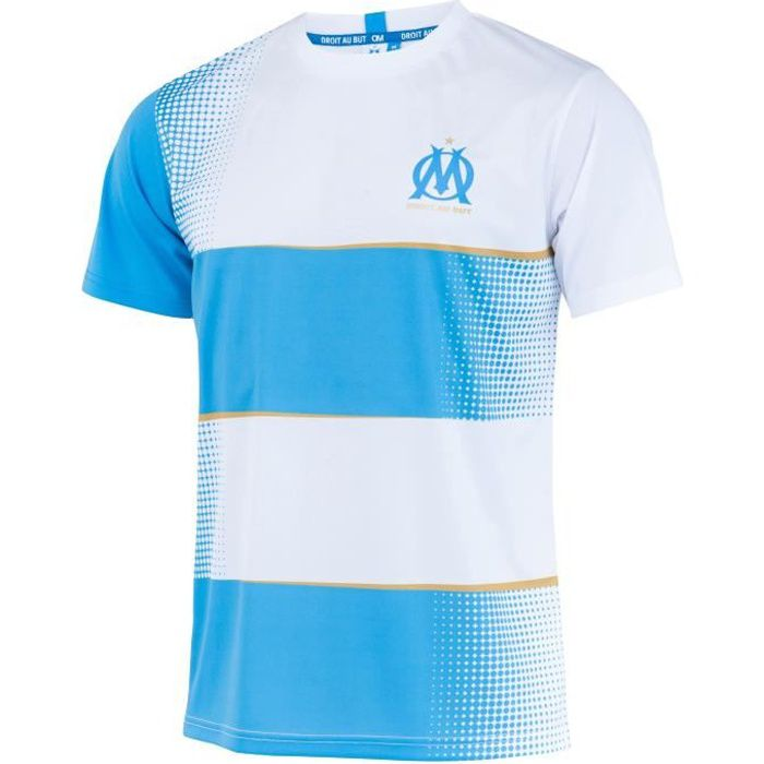Maillot OM - Collection officielle OLYMPIQUE DE MARSEILLE - Taille Homme
