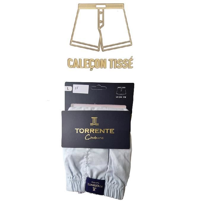 Torrente caleçon Homme 100% Coton R 11