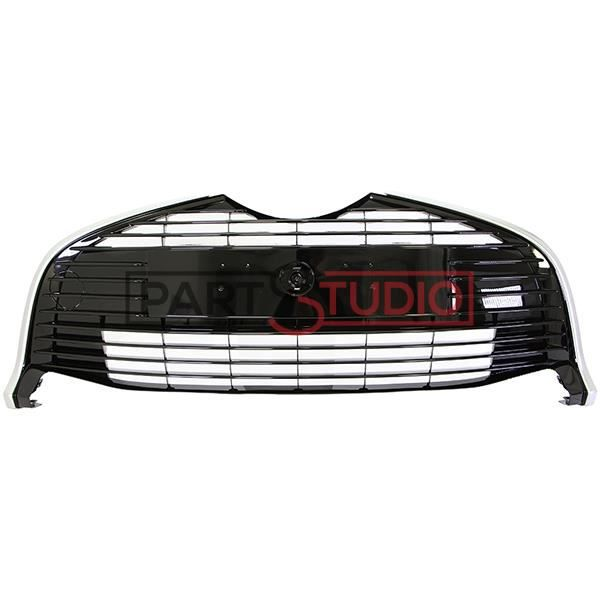 GRILLE PC AVC TOYOTA YARIS HYBRIDE 06/14 => 531020D070 - TY3904F