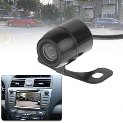 Caméra de recul DVD papillon sans fil étanche arrière avec Scaleplate Support installé dans le navigateur voiture ou moniteur Grand