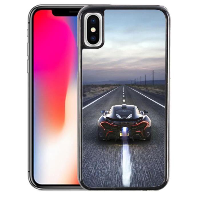 Coque iPhone X McLaren P1