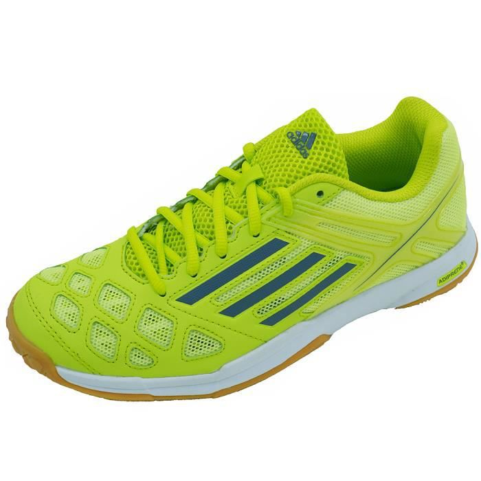 Chaussure Adidas Feather Team Tennis Jaune 48 B40156 Performance CrxBdoe