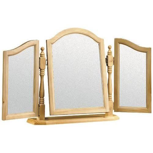 julian bowen pickwick miroir triptyque achat vente miroir cdiscount. Black Bedroom Furniture Sets. Home Design Ideas