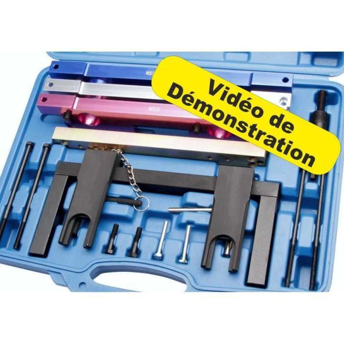 Kit calage distribution BMW N53 N54 N55 N51 N52 VANOS