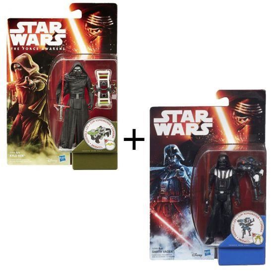 pack figurines star wars achat vente jeux et jouets pas chers. Black Bedroom Furniture Sets. Home Design Ideas