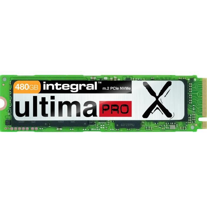 DISQUE DUR SSD INTEGRAL EUROPE SSD ULTIMAPRO X M.2 2280 PCIE NVME