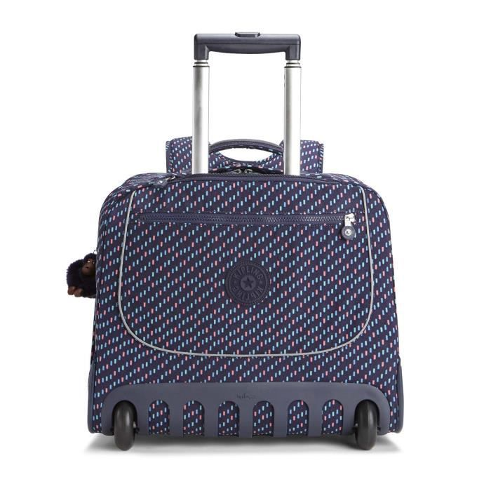 Kipling - Clas Dallin Blue Dash Combo - Cartable Bleu - k1535828t